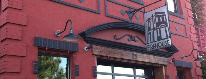 Firehouse Restaurant is one of Portlandia Pilgrimage.