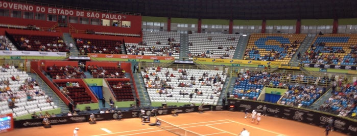 Brasil Open 2015 - Aberto de Tênis do Brasil is one of Posti che sono piaciuti a Silmara.