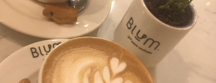 Blum Coffee House is one of Istanbol.