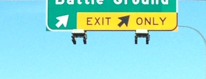 I 5 N at 209th is one of My Saved Places.