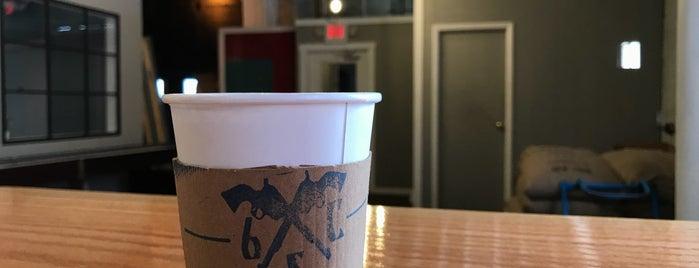 Six Shooter Coffee Roast Bar is one of Local Coffee.