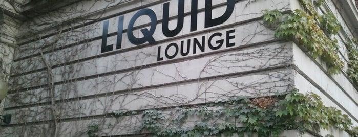 Liquid Lounge is one of Locais curtidos por John.