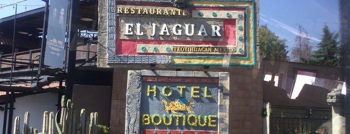 Restaurante el Jaguar is one of Mayte : понравившиеся места.