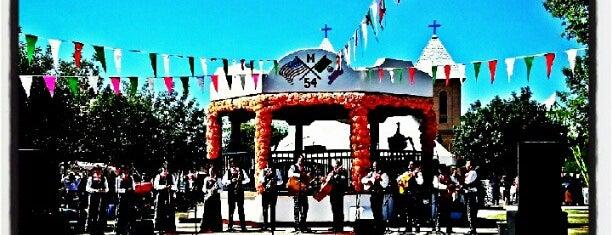 Plaza de Mesilla is one of Posti che sono piaciuti a Dan.