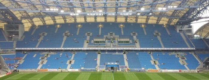 Stadion Miejski is one of International Sports~Part 2....
