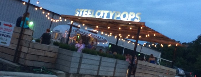 Steel City Pops is one of Orte, die Ross gefallen.