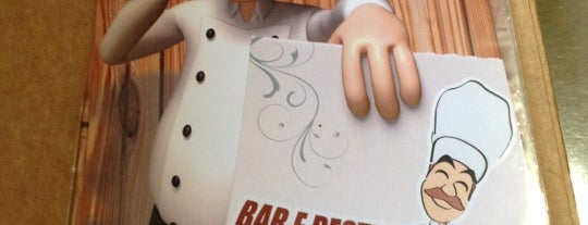 Bar e Restaurante da Charque is one of Across the World.
