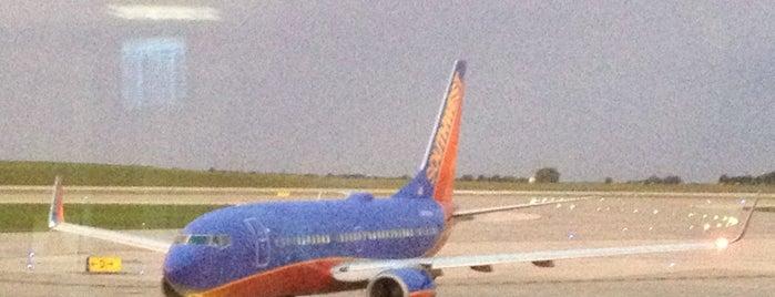 Southwest Airlines is one of Christiane'nin Kaydettiği Mekanlar.