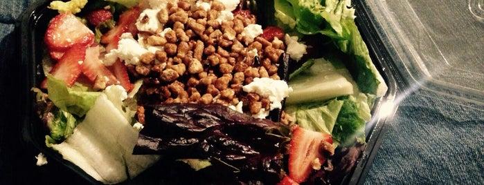 Super Salads is one of Mariel 님이 좋아한 장소.