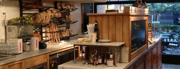 Le Pain Quotidien is one of Cafe da Manha.
