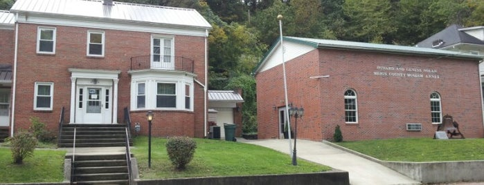 Meigs County Museum is one of SE Ohio and Parkersburg WV.