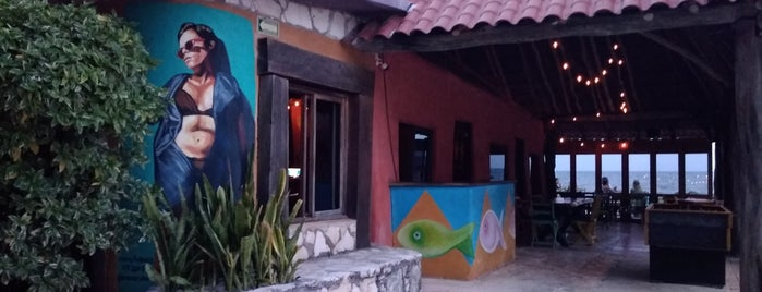 Zamas Restaurant + Bar is one of Tulum, Mexico.