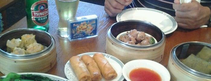 Hang Ah Dim Sum is one of Lugares guardados de Luisa.