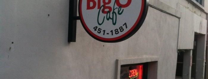 Big O' Café is one of Lugares guardados de Joey.