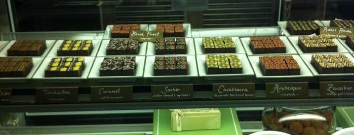 Plaisir Du Chocolat is one of Dubai Food 7.