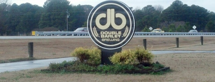 Double Barley Brewing is one of NC Beer.