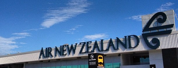 Domestic Terminal is one of NEW ZEALAND.