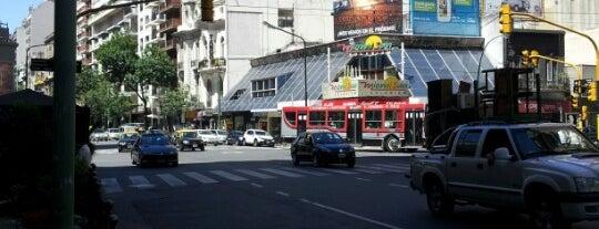Av. Santa Fe y Av. Callao is one of Capital Federal (AR).