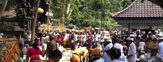 Pura Dalem Puri lan Pura Prajapati - Besakih is one of Ubud.