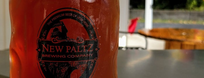 New Paltz Brewing Company is one of Breweries To Do.