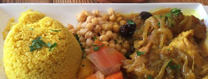 Hummus Kitchen is one of Mediterranean Masters & Greek Gods 🔱.