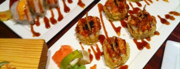 Sushi Itto is one of Favoritos.