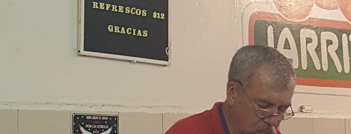 Tacos El Vaquero is one of Dolly : понравившиеся места.
