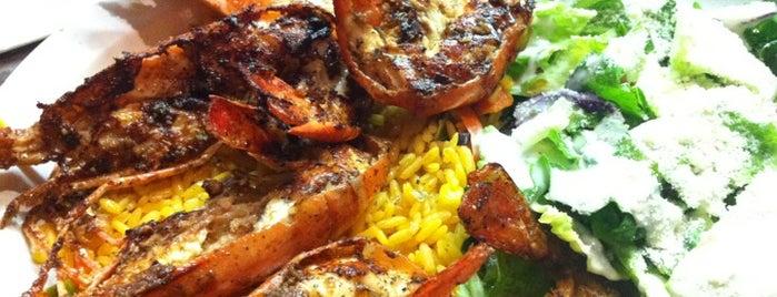 Baja Oyster and Sushi Bar is one of Tempat yang Disukai laura.