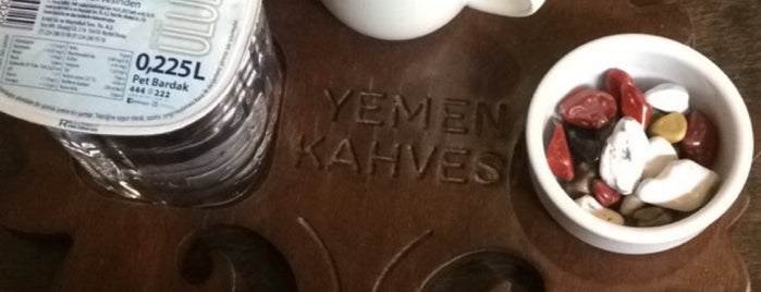 Yemen Kahvesi is one of Isparta.