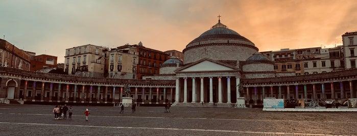 Piazza Del Piebiscito is one of Locais salvos de Ali.
