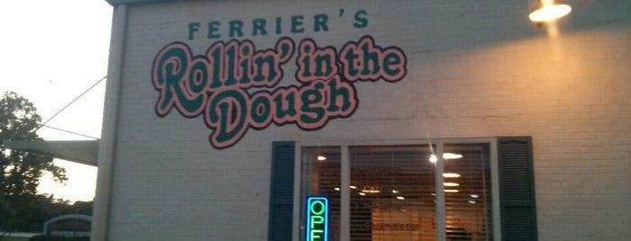 Ferrier's Rollin' in the Dough is one of Brian 님이 좋아한 장소.