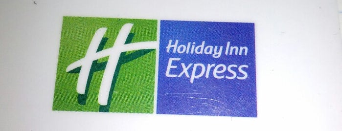 Holiday Inn Express is one of Espanha.