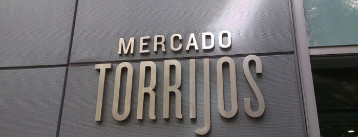 Mercado Torrijos is one of Madrid Salamanca/East Of Retiro.