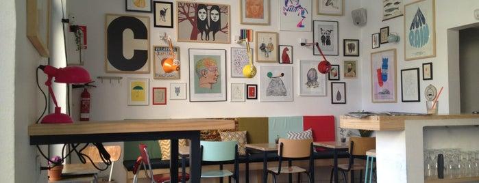 Café Cometa is one of Barceloneando.