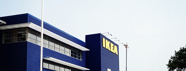 IKEA is one of Posti salvati di Frau.
