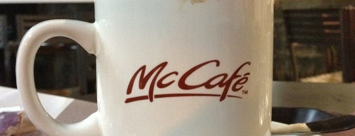McDonald's / McCafé is one of Bali.