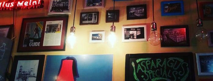 Milkbar Coffee & Panini is one of İstanbul.