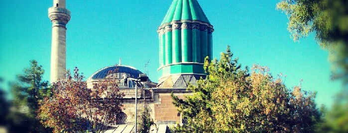 Mausoleo di Mevlana is one of <3<3<3.