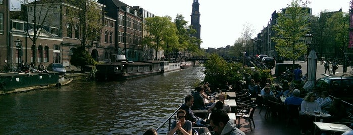 Café P96 is one of [To-do] Amsterdam.