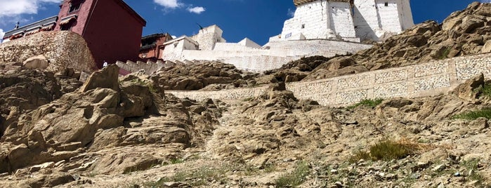Namgyal Tsemo Monastery is one of Posti che sono piaciuti a Dave.
