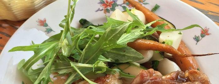 Chez Hipolène is one of Healthy & Veggie Food in Paris.