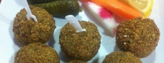 Filistin Lokantası Geleneksel Filistin Yemekleri is one of mekan.