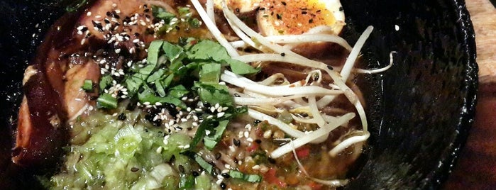 Downtown Ramen is one of Cape Town + Winelands.