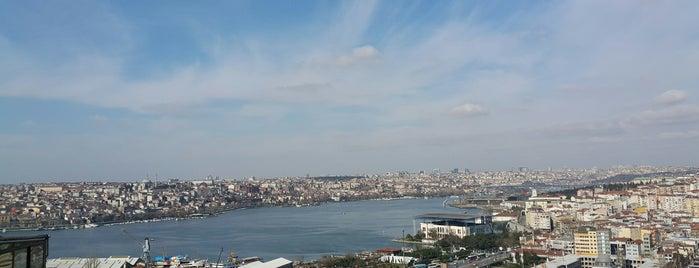 Taksim Terrace Hotel is one of Tempat yang Disukai Deniz.