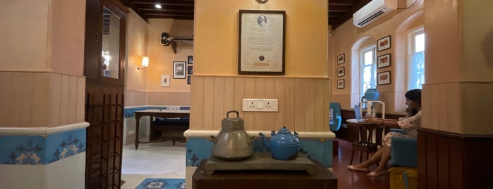 Taj Mahal Tea House is one of Work Travels.
