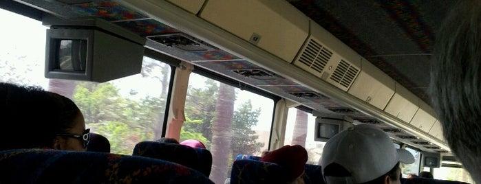 Amtrak Bus 5816 is one of Orte, die Thomas gefallen.