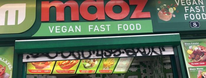Maoz Vegetarian is one of Paris.