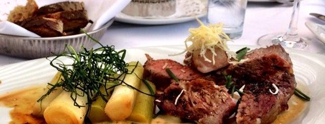 """Restaurant """"Die Insel"""" is one of Hnr food."""