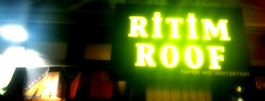 Ritim Roof is one of ● istanbul club and bar ®.