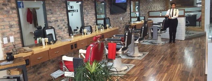 The Barber's Spa México (Satélite Platinum) is one of Quiero ir.